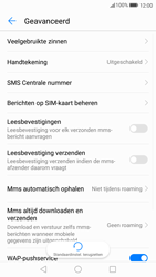Huawei P10 Lite - SMS - Handmatig instellen - Stap 9