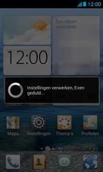 Huawei Ascend Y300 - internet - automatisch instellen - stap 6