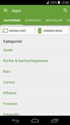 Wiko Highway Pure - Apps - Installieren von Apps - Schritt 6