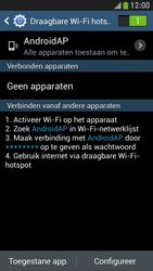 Samsung I9195 Galaxy S IV Mini LTE - WiFi - Mobiele hotspot instellen - Stap 11