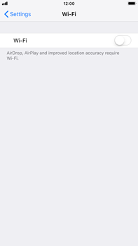 Apple iPhone 8 Plus - iOS 12 - Wi-Fi - Connect to Wi-Fi network - Step 4