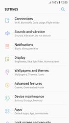 Samsung Galaxy J5 (2017) - Internet - Manual configuration - Step 4