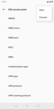 OnePlus 5T - Internet - Manual configuration - Step 17