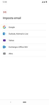 Nokia 7.2 - E-mail - configurazione manuale - Fase 7