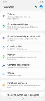 Samsung Galaxy A41 - Aller plus loin - Gérer vos données depuis le portable - Étape 7