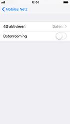 Apple iPhone SE - iOS 12 - Netzwerk - Netzwerkeinstellungen ändern - Schritt 5