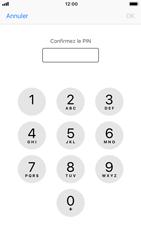 Apple iPhone 7 - iOS 12 - Securité - Modifier le code PIN de la carte SIM - Étape 10