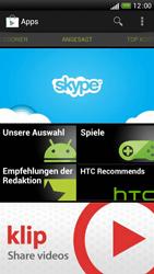 HTC One S - Apps - Einrichten des App Stores - Schritt 18