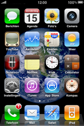 Apple iPhone 4 - Voicemail - Visual Voicemail - Stap 2