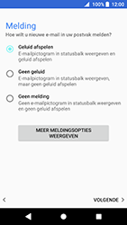 Sony Xperia XZ Premium - Android Oreo - E-mail - e-mail instellen: IMAP (aanbevolen) - Stap 20
