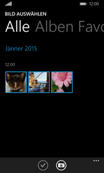 Microsoft Lumia 532 - E-Mail - E-Mail versenden - Schritt 10