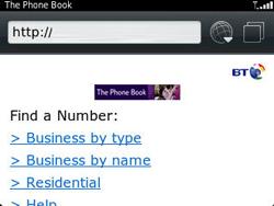 BlackBerry 9320 Curve - Internet - Internet browsing - Step 11
