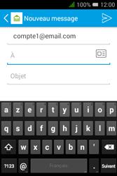 Alcatel Pixi 3 - 3.5 - E-mail - Envoi d