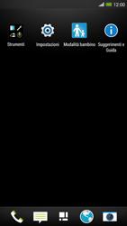 HTC One Max - MMS - Configurazione manuale - Fase 3