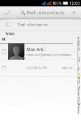 Alcatel OT-4015X Pop C1 - Contact, Appels, SMS/MMS - Envoyer un MMS - Étape 6