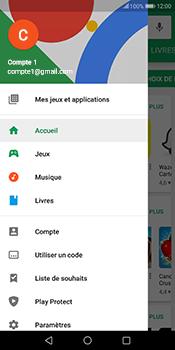 Huawei Mate 10 Pro - Applications - Comment vérifier les mises à jour des applications - Étape 5