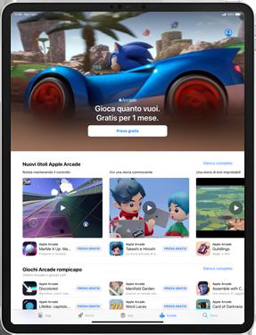 Apple iPad Air (2019) - iPadOS 13 - Applicazioni - Installazione delle applicazioni - Fase 8