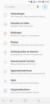 Samsung Galaxy J6 - Bellen - bellen via wifi (VoWifi) - Stap 4