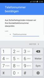 Samsung Galaxy S6 Edge - Apps - Konto anlegen und einrichten - 0 / 0