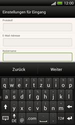 HTC One SV - E-Mail - Manuelle Konfiguration - Schritt 9
