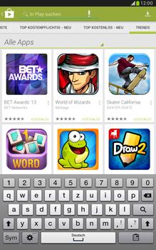 Samsung Galaxy Note 8-0 - Apps - Herunterladen - 1 / 1