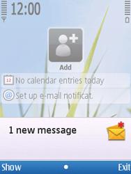 Nokia C5-00 - MMS - Automatic configuration - Step 3