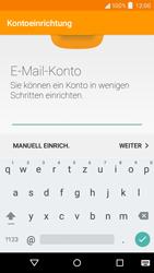 Alcatel OT-6039Y Idol 3 (4.7) - E-Mail - Konto einrichten - Schritt 6
