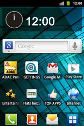 Samsung S5830 Galaxy Ace - Bedienungsanleitung - Herunterladen - Schritt 1