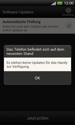 HTC One SV - Software - Installieren von Software-Updates - Schritt 9