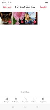 Oppo Reno 2Z - Photos, vidéos, musique - Envoyer une photo via Bluetooth - Étape 10