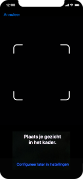 Apple iphone-x-met-ios-13-model-a1901 - Instellingen aanpassen - Nieuw toestel instellen - Stap 15