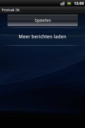 Sony Xperia Mini Pro - E-mail - E-mails verzenden - Stap 11