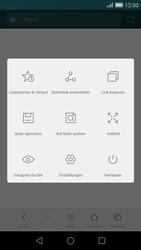 Huawei Ascend G7 - Internet - Manuelle Konfiguration - Schritt 22