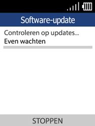 Doro 7060-model-dfc-0190 - Software updaten - Update installeren - Stap 7