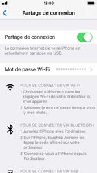 Apple iPhone 5s - iOS 11 - Internet et connexion - Utiliser le mode modem par USB - Étape 8