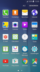 Samsung Galaxy J5 (J500F) - sms - handmatig instellen - stap 3