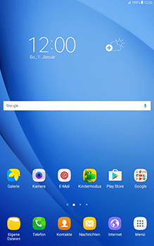 Samsung Galaxy Tab A 10.1 - Internet - Apn-Einstellungen - 1 / 1