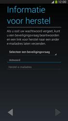 Samsung I9205 Galaxy Mega 6-3 LTE - Applicaties - Account aanmaken - Stap 12