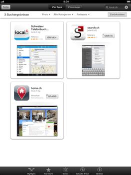 Apple iPad Retina - Apps - Installieren von Apps - Schritt 7