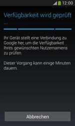 Samsung Galaxy Grand Neo - Apps - Konto anlegen und einrichten - 10 / 26