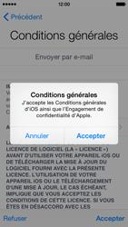 Apple iPhone 5 (iOS 8) - Premiers pas - Créer un compte - Étape 31