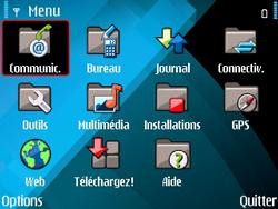 Nokia E71 - SMS - configuration manuelle - Étape 3