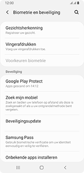 Samsung galaxy-a8-2018-sm-a530f-android-pie - Beveiliging en ouderlijk toezicht - Zoek mijn mobiel inschakelen - Stap 5