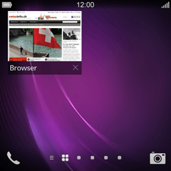 BlackBerry Q10 - Internet e roaming dati - Uso di Internet - Fase 15