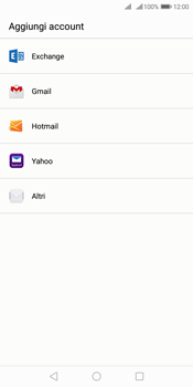 Huawei Y7 (2018) - E-mail - 032c. Email wizard - Outlook - Fase 4