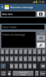 Samsung S7275 Galaxy Ace 3 - MMS - envoi d'images - Étape 10
