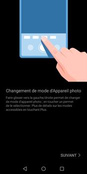 Huawei Y5P - Photos, vidéos, musique - Créer une vidéo - Étape 3