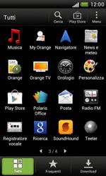 HTC Desire X - Applicazioni - Configurazione del negozio applicazioni - Fase 4
