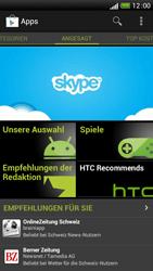 HTC One S - Apps - Installieren von Apps - Schritt 12
