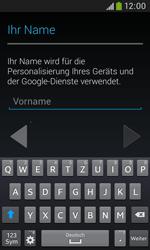 Samsung Galaxy Trend Plus - Apps - Konto anlegen und einrichten - 1 / 1
